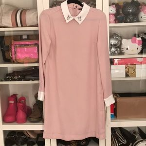 NWT Victoria Beckham for Target Pink Collar Bunny